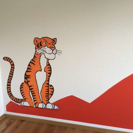 Tiger Kinderzimmer